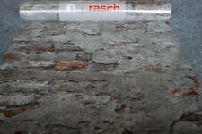 Vliestapete 939330 Rasch Factory Tapete Mauer Grau Rot Steine Ahaus
