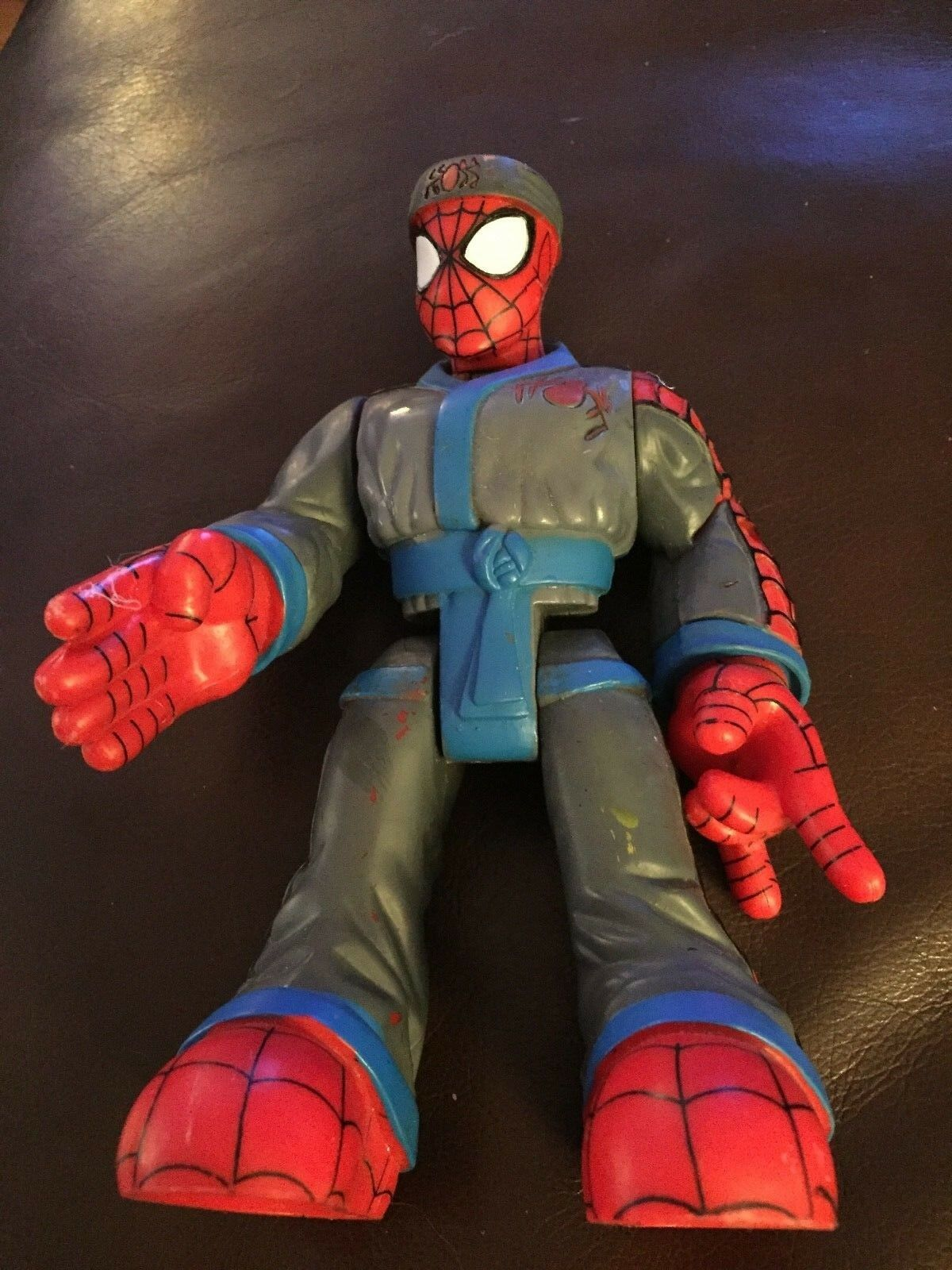 Rescue Hero Ninja Spideruomo - RARE