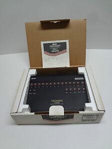 Neo-Geo-Mahjong-Controller-in-Box-NGMJ-0-SNK-Japan