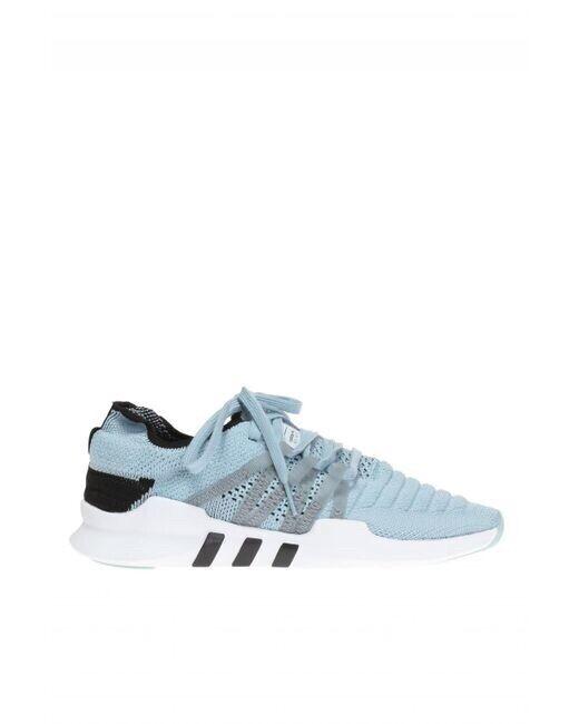 New In Box Adidas Originals Women EQT Racing ADV Sneakers bluee Grey 8B 38EU