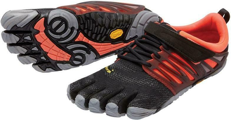 Vibram V-Train US 8-8.5 Lace Up Five Fingers Minimal Trail Running Womens shoes