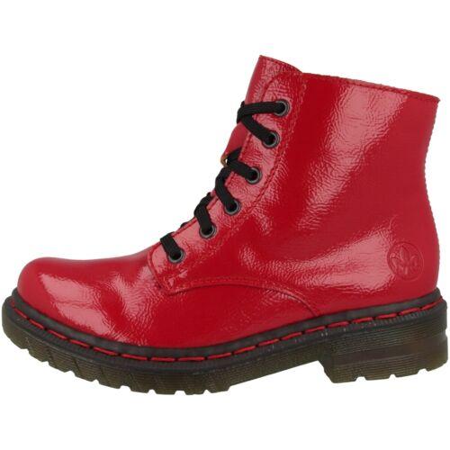 Rieker 76240 Chaussures femmes Antistress Bottine Women schürschuhe Bottes Boots