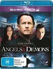 Angels & Demons (Blu-ray, 2016)