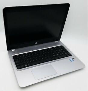 HP-15-6-034-ProBook-450-G4-Intel-i5-7200U-2-50GHz-8GB-DDR4-RAM-256GB-SSD-Win10-PRO
