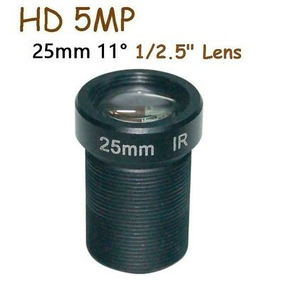 "Fisheye HD 5mp 2.1mm Boarb lens 1//2.5/"" 150° Degrees M12* IR Cut Filter for FPV"