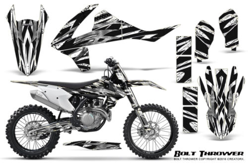 CREATORX GRAPHICS FOR KTM 2016 SXFXCF250350450 SX125450 BOLT THROWER W