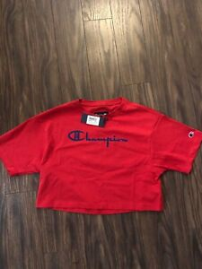 c0207fb0 KITH X CHAMPION ALEXIS CROPPED TEE..SIZE SMALL..SOLD OUT EVERYWHERE ...