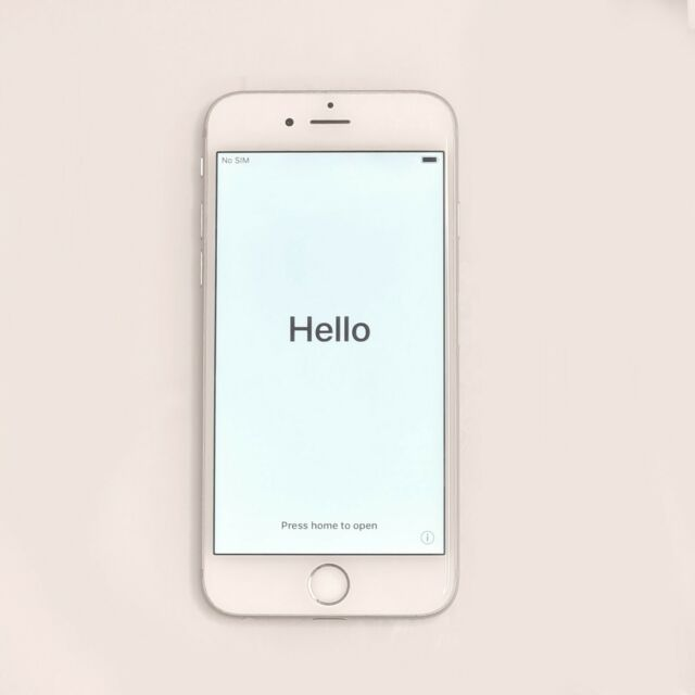 Apple iPhone 6 Plus Smartphone GSM Unlocked 16GB 4G LTE iOS WiFi