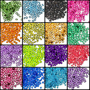 WEDDING DECORATION Table Scatter Crystals DIAMONDS ACRYLIC CONFETTI Gems Decor