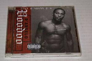 D-039-angelo-Voodoo-CD-2000-Neo-Soul-Classic-Explicit-Version-VG