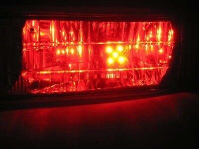 1156 199 93 Hyper Red LED Bulb 1141 7506