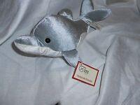 Rbi Ron Banafato Tree Plush Dashin The Dolphin Grey White 14