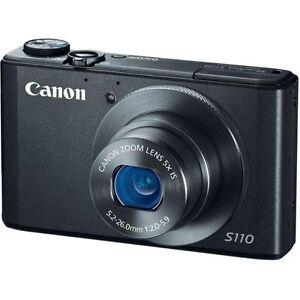 Canon PowerShot S110 Buying Guide
