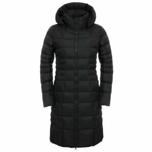 The-North-Face-Womens-Metropolis-Parka-2-550-Down-Fill-TNF-Black-Size-Large