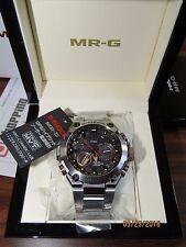 G-Shock Akagane GPS MRG-G1000DC-1AJR Ti64 Titanium (MRG-G1000DC) NEW 100%