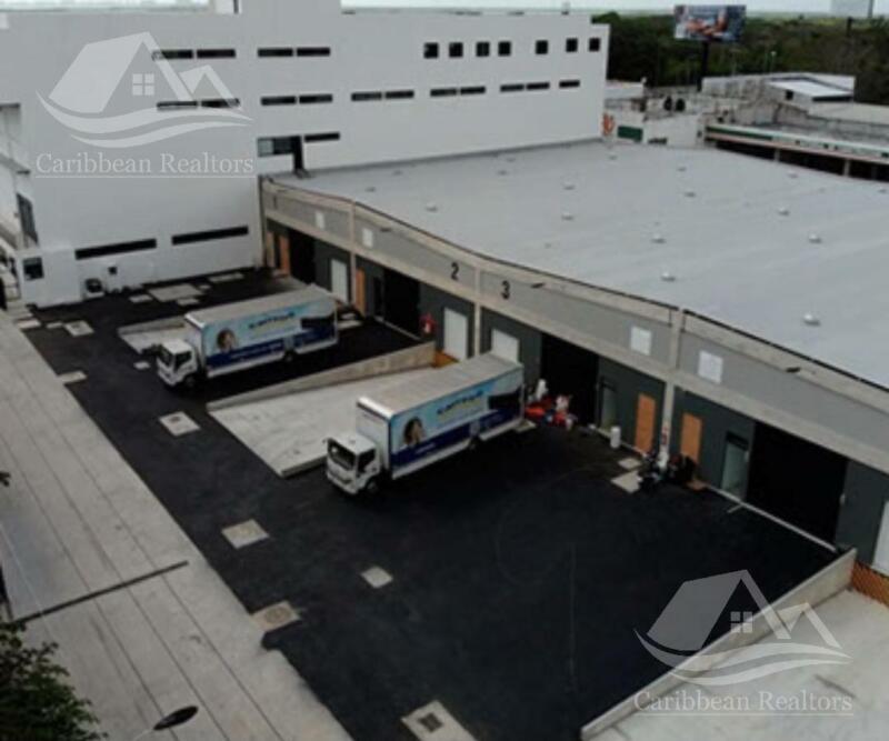 Bodega en Renta en Av. Colosio Cancun