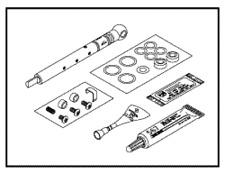 New Tuttnauer Valueklave 1730 Mkv Repair Kit Mpv Tuk099
