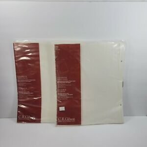 60-Archival-Grade-White-Matte-Finish-C-R-Gibson-Scrapbook-Refill-Pages-K053
