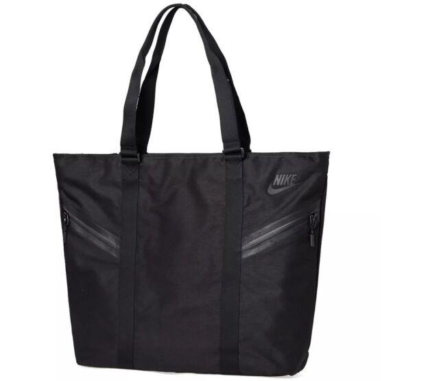 ad5ff4b650 Nike Azeda Premium Tote Bag Ba5267 011 Black 1465 CU in for sale online