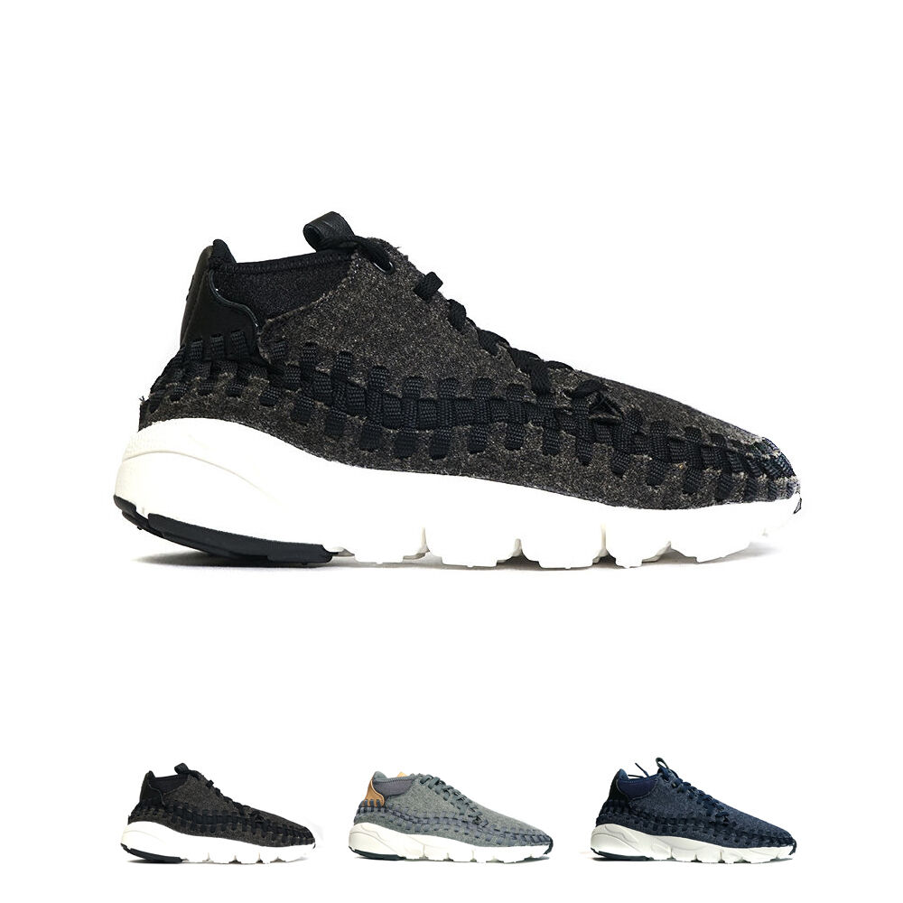 Nike Air Footscape Woven Chukka SE Running shoes Men's