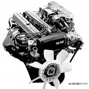 TOYOTA 1G-E 1G-GE 1GE 1GGE 2.0L ENGINE FACTORY WORKSHOP SERVICE REPAIR MANUAL
