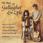 The Best Of by Gallagher & Lyle/Graham Lyle/Benny Gallagher (CD, Sep-1998, Spectrum Music (UK))