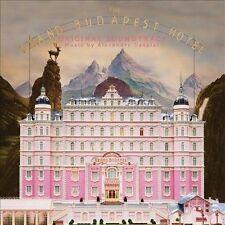 Various Artists, Ale - Grand Budapest Hotel (Original Soundtrack) free shipping