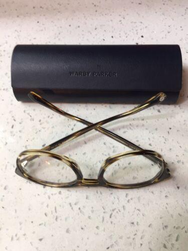 Warby Parker Eyeglasses, Sassafras 49 20 145