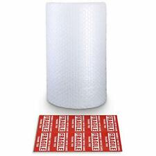 Bubble Cushioning Wrap Rolls 316 X 12 X 36 Ft Total Perforated Every 12