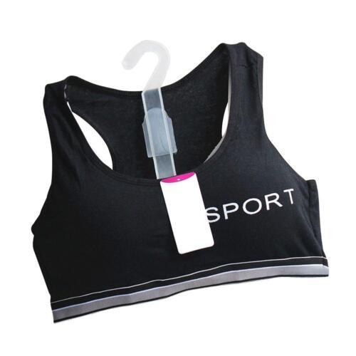 Women Sport Bra Running Yoga Padded Fitness Tank Stretch WorkoutUnderwear.US