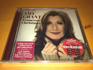 AMY GRANT 15 holiday hits Tennessee Christmas CD Target Extra 2 Songs Vince Gill | eBay