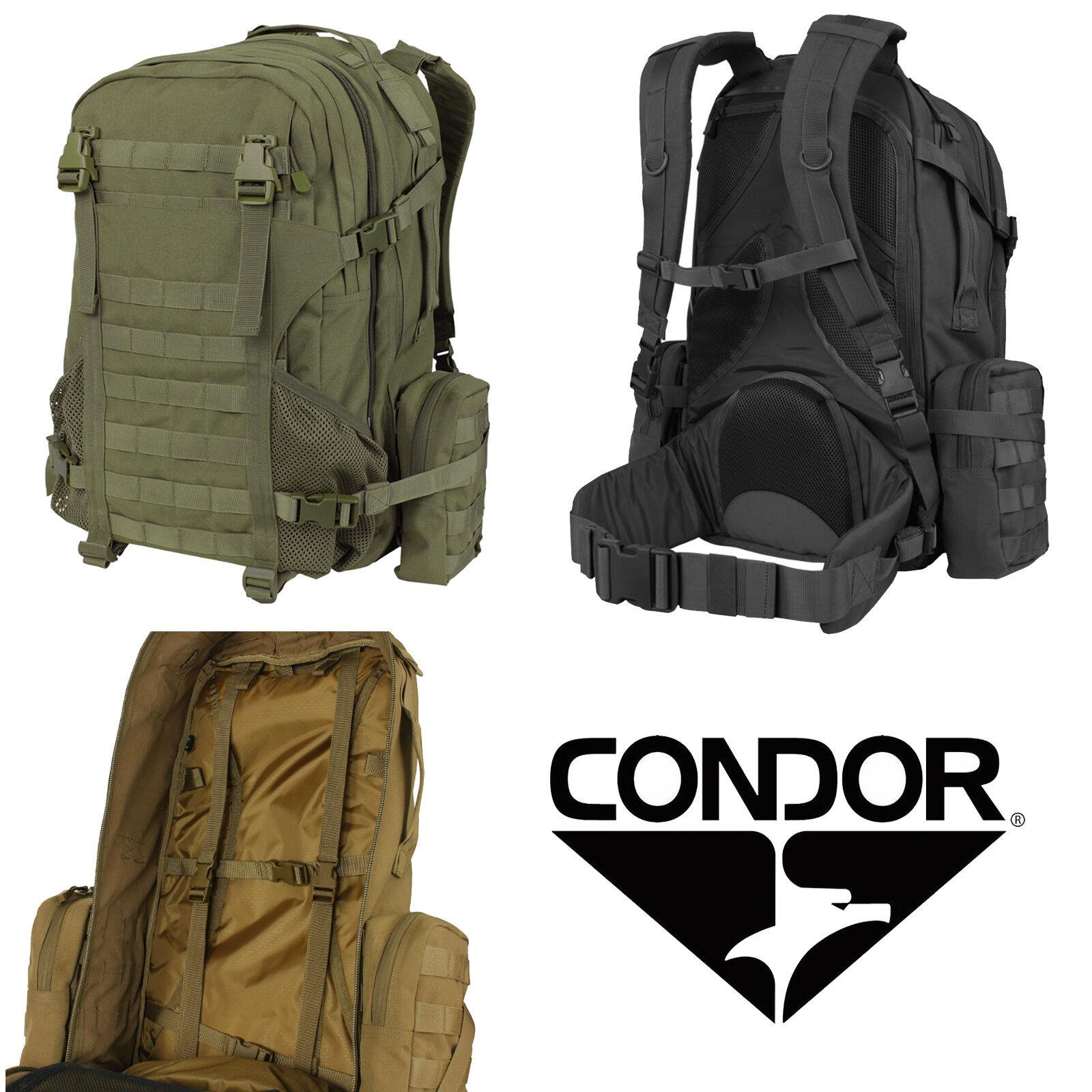 Condor Modular Molle Pals Wander Zelten Orion Assault Paket Rucksack 111054