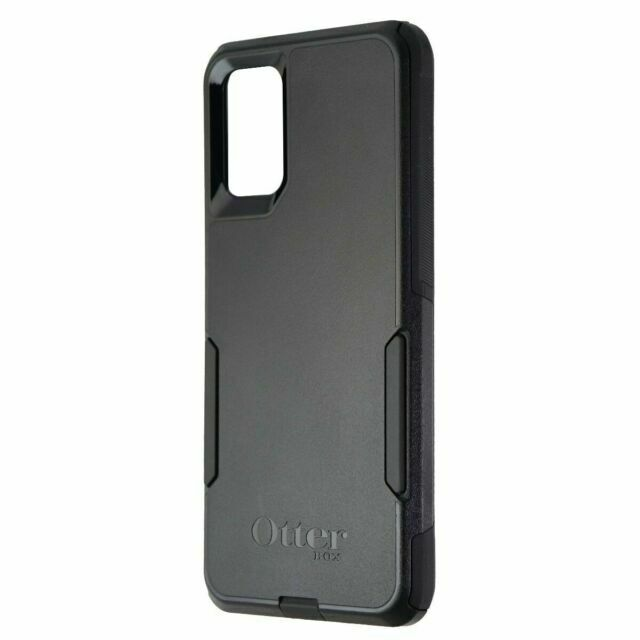 BLACK OtterBox COMMUTER SERIES Case For Galaxy S20+//Galaxy S20 5G