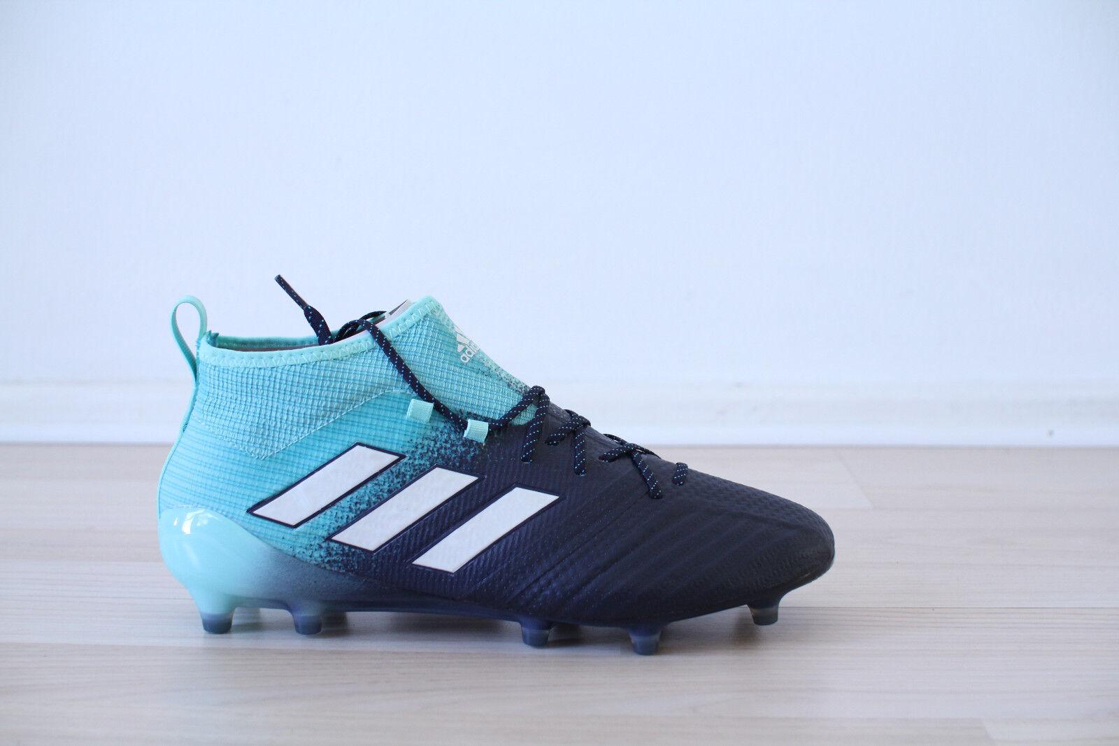 Adidas Ace 17.1 FG Blau Grün Gr. 40 41 42 43 44 45 46 NEU & OVP BY2458