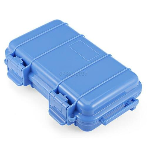 Waterproof Outdoor Camping Container Case Survival Carry Handle Storage Box