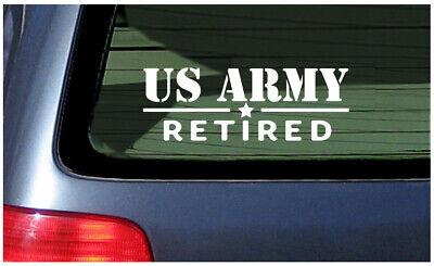 Army Soldier Military Service Men Car Auto Truck Window Vinyl Decal Sticker