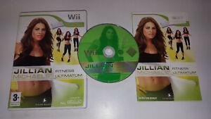 NINTENDO-Wii-Selects-Game-JILLIAN-MICHAELS-FITNESS-ULTIMATUM