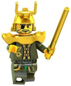 Ninjago-Hutchins-Ninja-Spinjitzu-Wu-Custom-Lego-Mini-Figur-Lloyd-Kai-Armee-Spielzeug