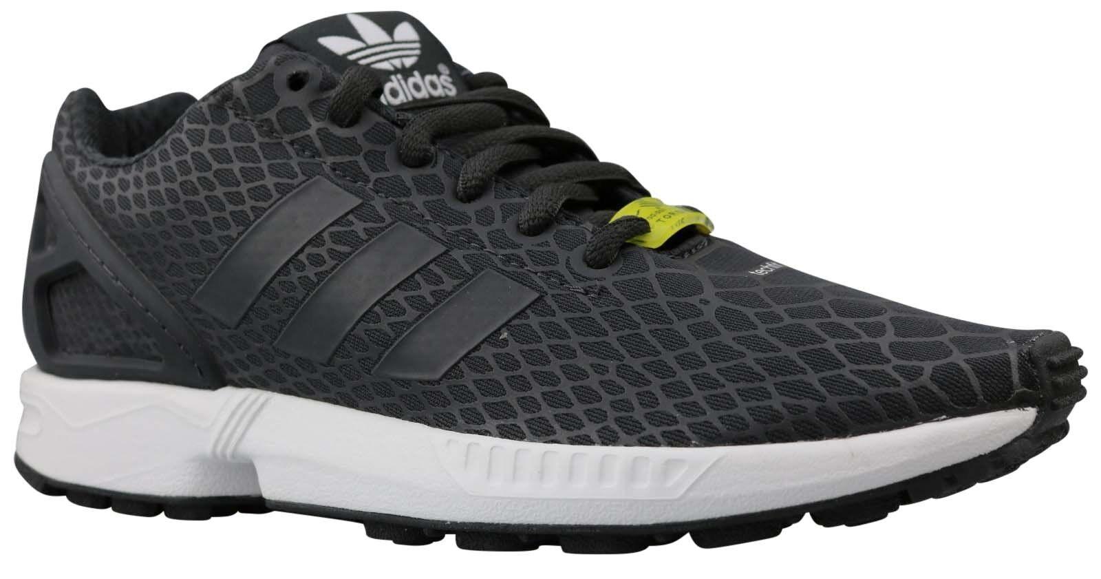 new concept e7140 4c313 Adidas Originals ZX Flux Techfit Sneaker Chaussures s75488 Taille 36 36 36  38 40 NOUVEAU   NEUF dans sa boîte e51e93