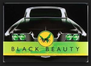 GREEN-HORNET-BLACK-BEAUTY-TIN-1-32-SCALE-MODEL-FACTORY-SEALED-MIB