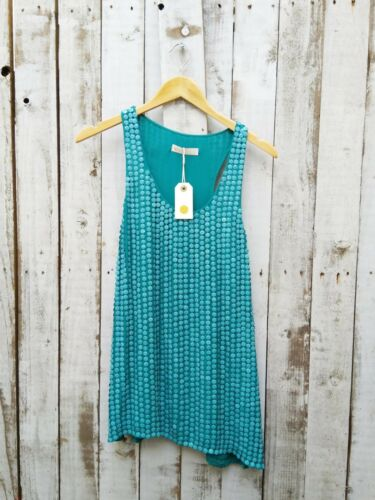 Was M Beaded Top Size Nil Plümo At Green Selling Silk wRqaxMOY