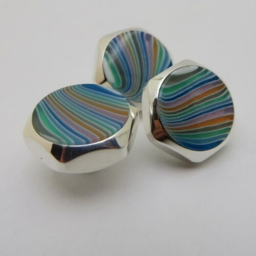 Schilke Silver Custom Trumpet Buttons by Noteworthy Music Products Arctic Blast