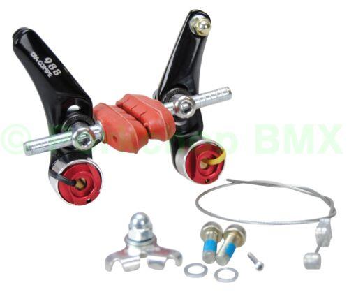 BLACK ANODIZED Dia-Compe 988 BMX or MTB Bicycle Cantilever Brake Caliper