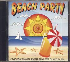 Beach Party - LOS DEL MAR PICANTE LATINO CD 1996 NEAR MINT CONDITION