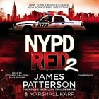 NYPD Red 2 by James Patterson (CD-Audio, 2014)