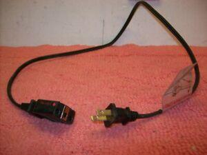 Details About Deep Fryer Kitchen Appliances P/N 21515 Power Cord DP16  E217413 6568942 160861
