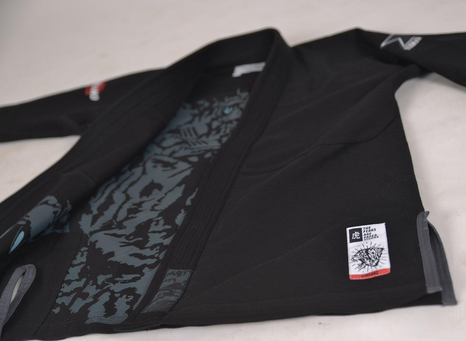 93 Brand  Dark Tiger  Jiu Jitsu Gi