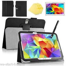 """Samsung Galaxy Tab S 10.5"""" SM-T800N/T805N Schutz Hülle+Folie Tasche Case 2Z-WST"""