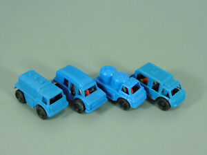 Coches-Airport-Spezialfahrzeuge-Di-Ue-1986-Set-Completo-Azul