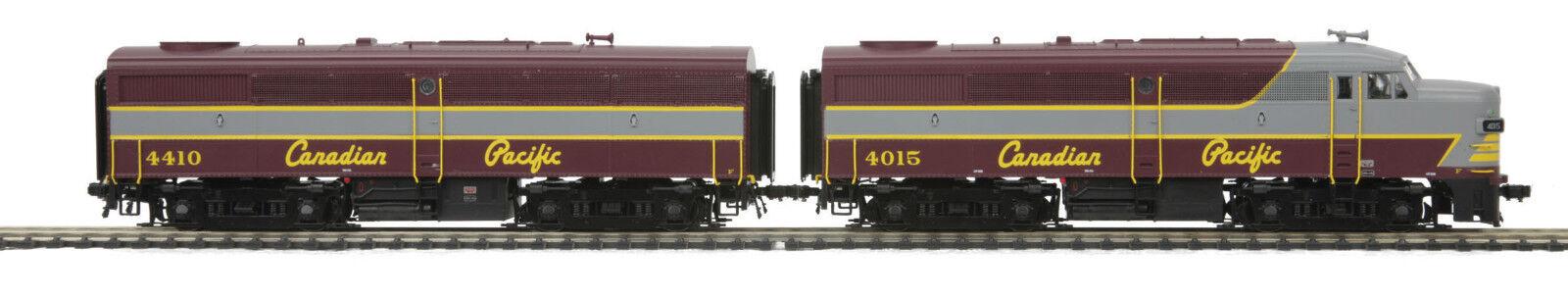 Mit 80-2206-0 ho fa-1 a   b set canadian pacific 4025 lokomotive hat dcc bereit